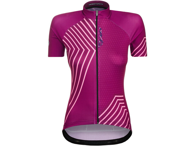 Red Cycling Products Mountain Maglietta a Maniche Corte Donna, rosa